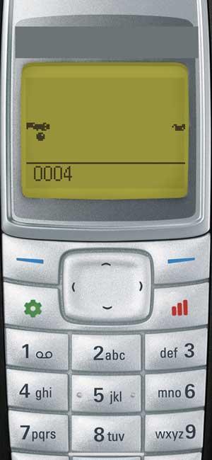 nokia snake xenzia game on iphone