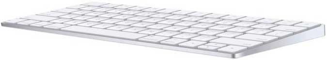 magic keyboard by Apple