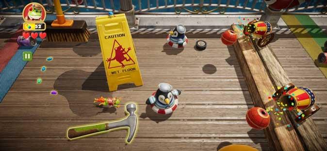 Frogger- Apple Arcade game for kids