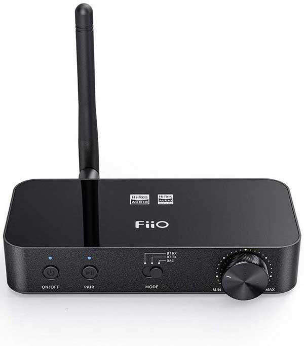 Fiio Hi-Fi Transmitter to get high-quality audio on Bluetooth Headphones