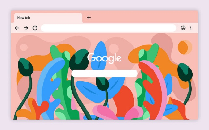 Best Google Chrome theme Stay Flo