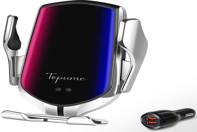 Topume Wireless Car Charger