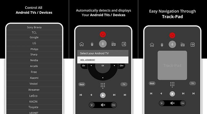 Best universal remote app Android CodeMatics