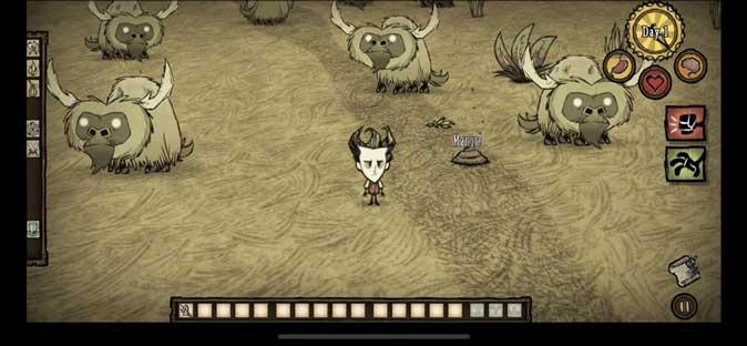 don't starve- tim burton style survival game
