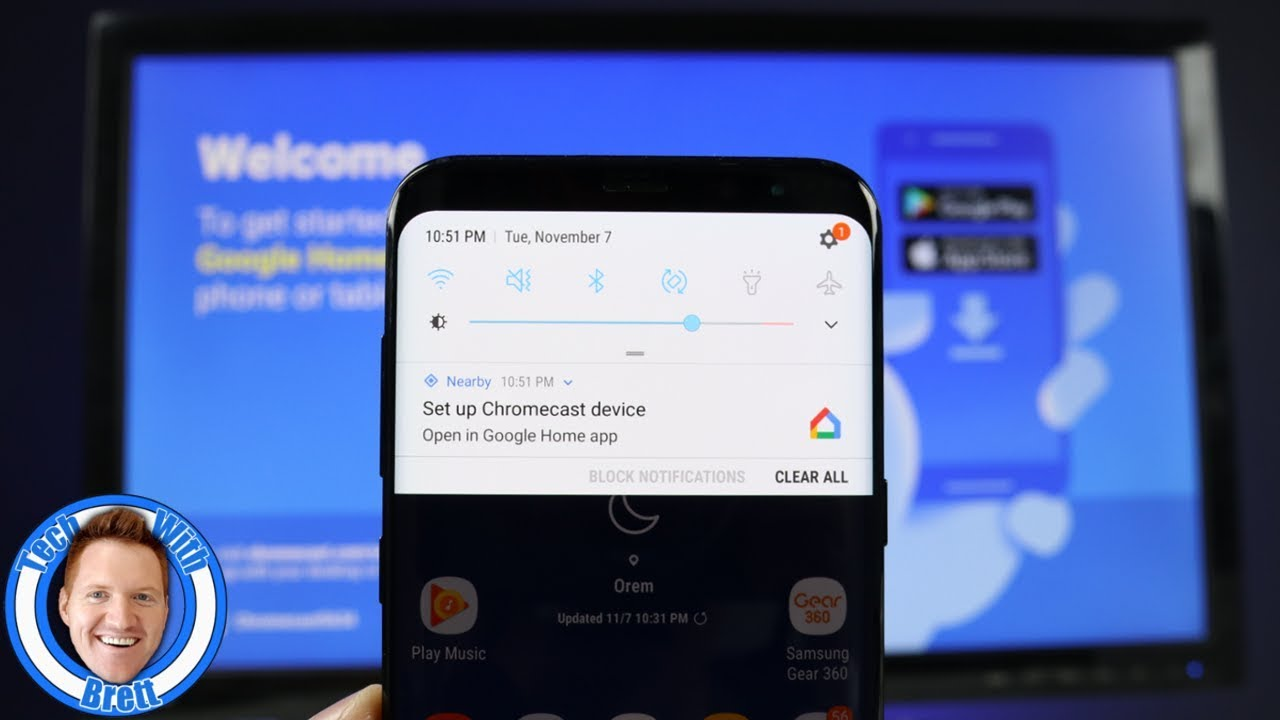 Easily Setup Your Chromecast or Google Home with Nearby Devices on Android
