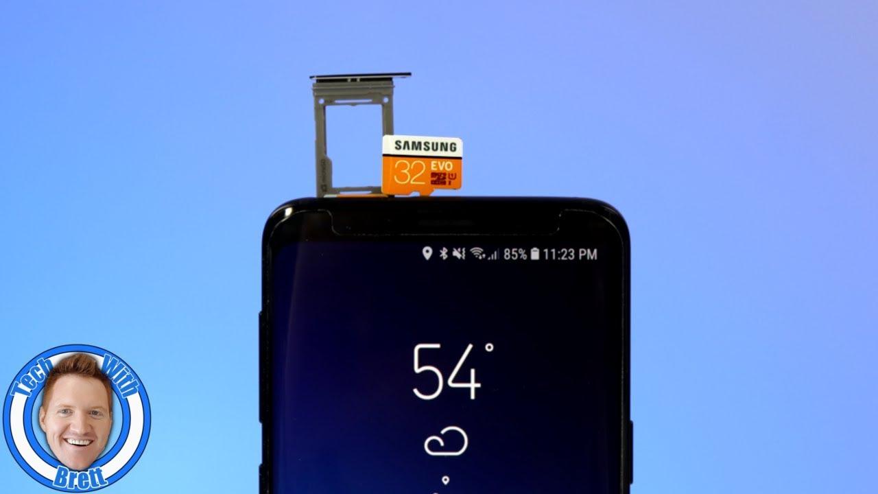 Galaxy S9 Home Button and Navigation Bar Hidden Tips – Tech With Brett