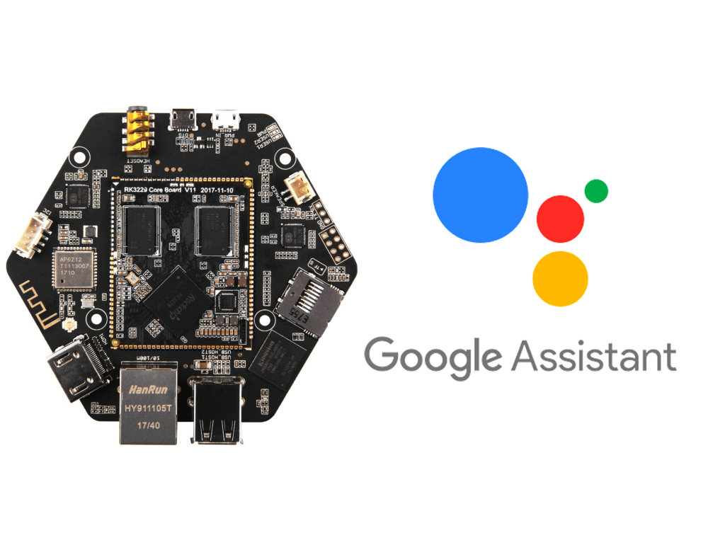 How to build your own smart speaker - Google Assistant, Google Cloud