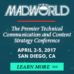 MadWorld 2017 conference logo