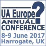 UA Europe conference logo