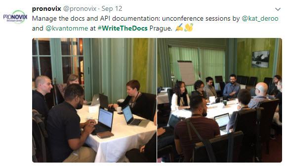 Write the Docs 2017