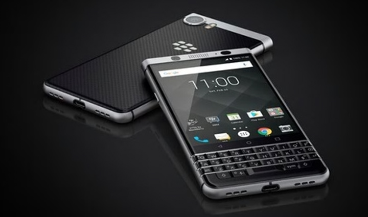 NextGov: Reviewing The Blackberry KEYone Secure Smartphone