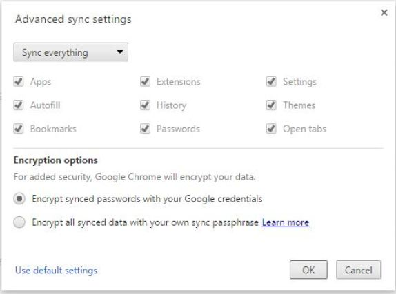 How To Access Google Chrome Passwords Remotely From Any Browser 2