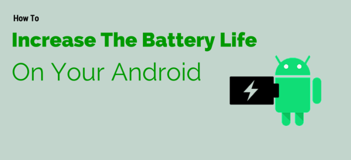 How To Increase Your Android Phone's Battery Life 7