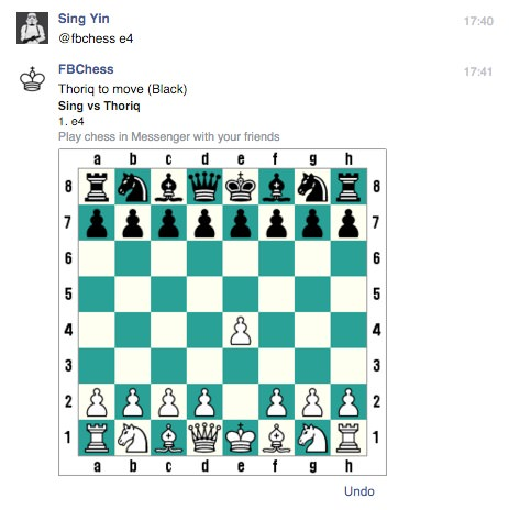 How To Play Cool Chess Game On Facebook Messenger With Your Friend 3