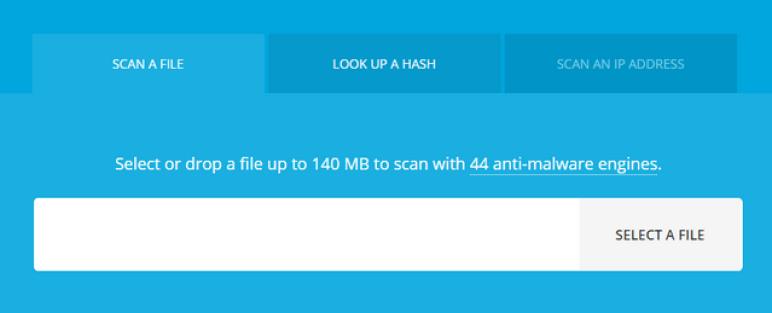 List Of 5 Best Online Antivirus - Scan Files Online 3