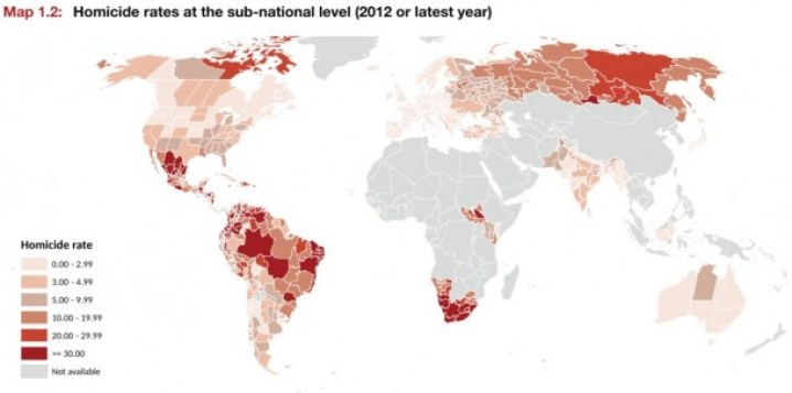 15 Maps That Will Change How You See The World