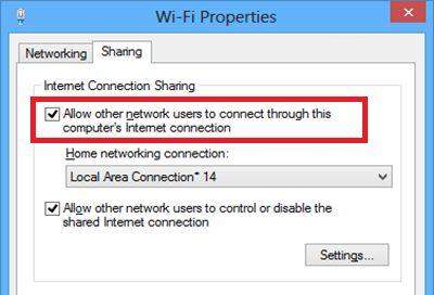 How To Turn Windows 10 PC Into WiFi Hotspot 7