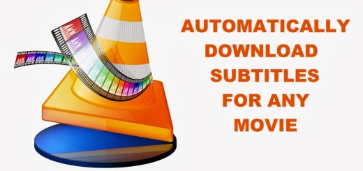 Download Subtitles using VLC