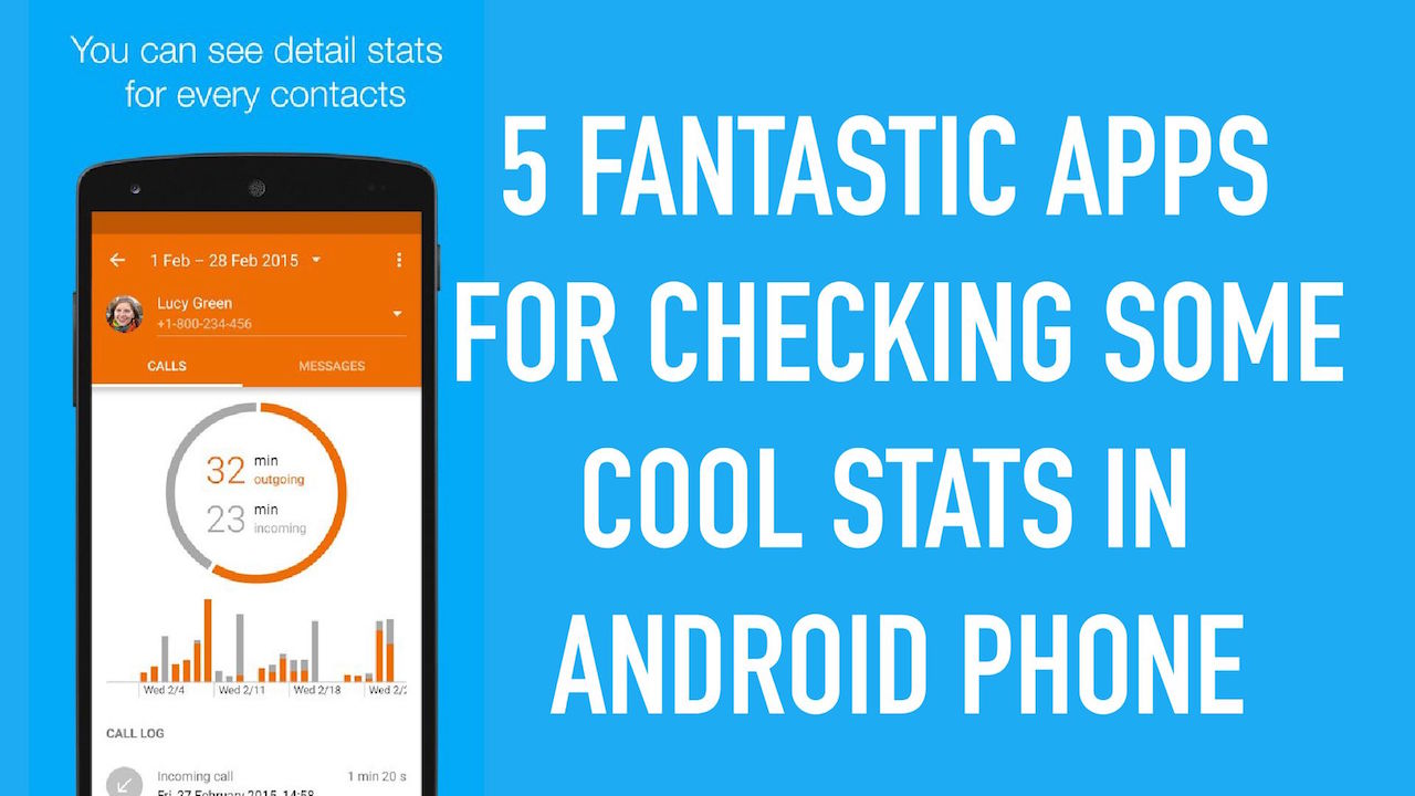How To Check Some Cool Stats On Your Android Device 1