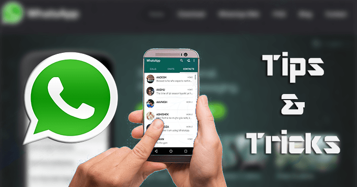 10 WhatsApp Tricks And Hacks You Should Try Right Now