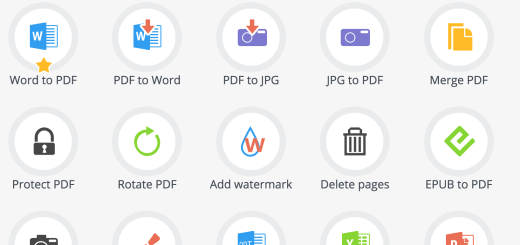 Features of PDF Candy