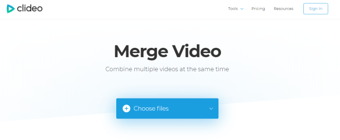 merge video files
