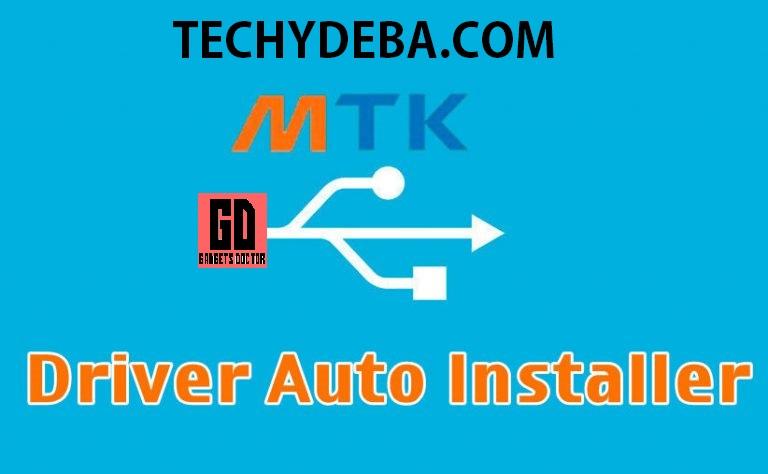 Download (Mediatake) MTK USB Drivers (All Version) | Techy Deba