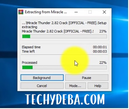 winrar extract Miracle Tool
