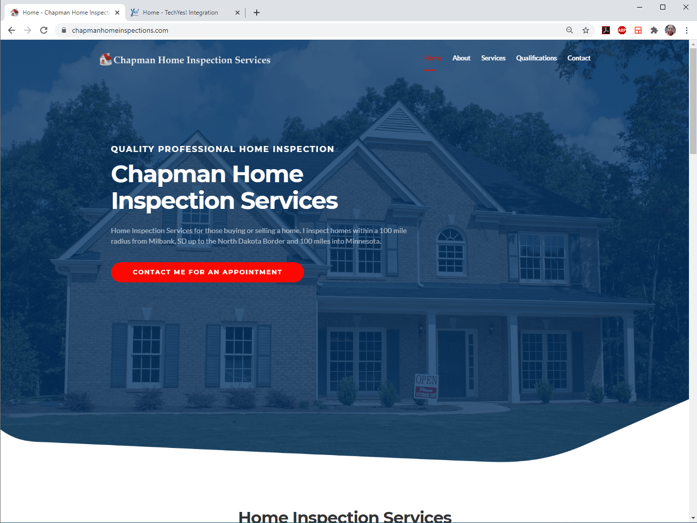Chapman Home Inspections
