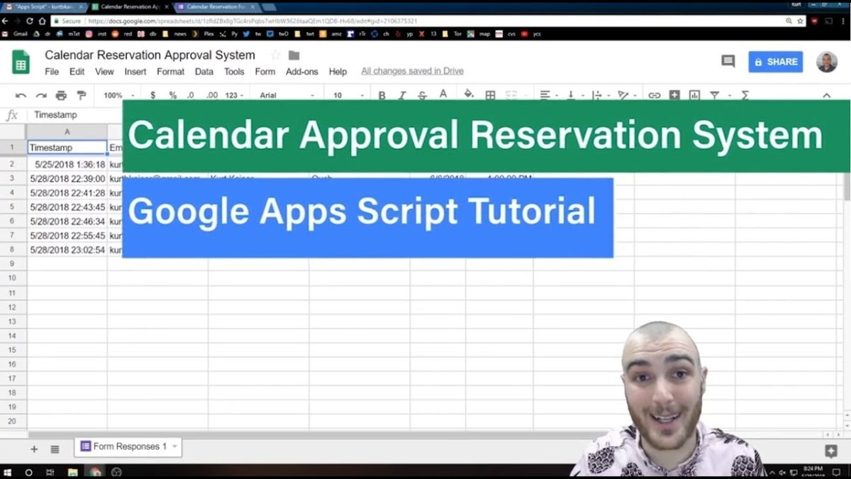 How to Code a Google Calendar Appointment Booking System – tech, yes