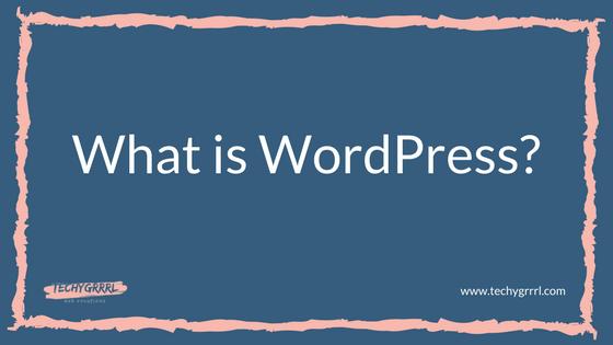 What s WordPress