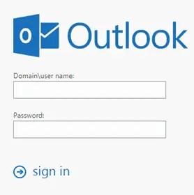 Outlook Account Login