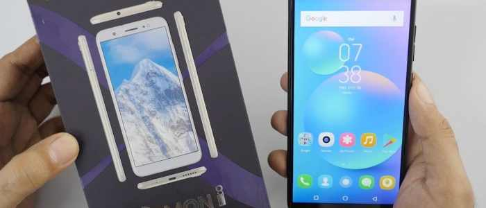 TECNO Camon i launched: the Camon CM look-alike for the India market