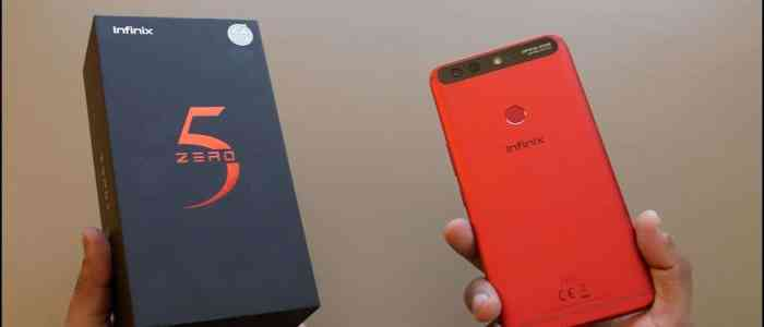 4 Best Infinix Phones of 2017/2018 and Where to Buy (at very low prices)