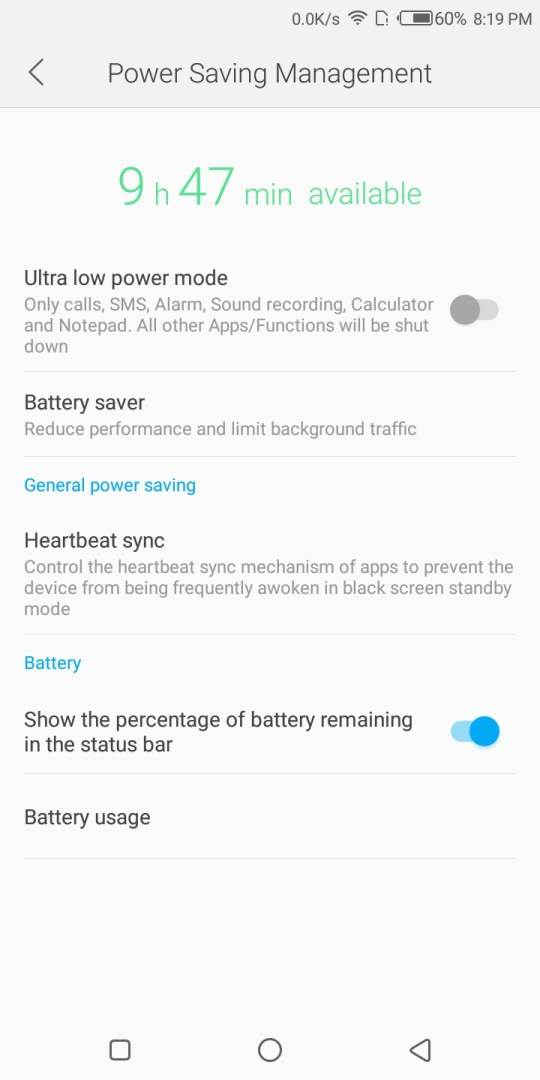 Tecno Camon CM Battery