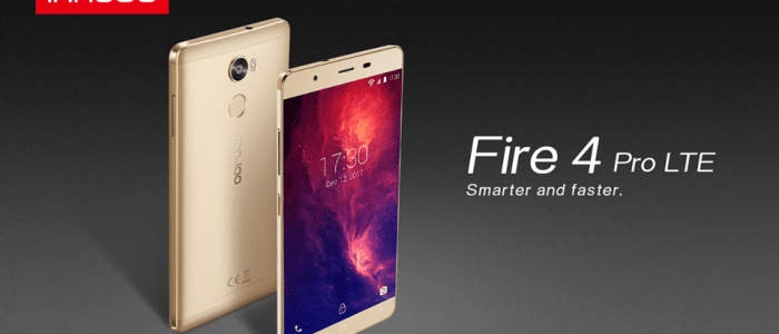 Innjoo Fire 4 Pro LTE with 3GB RAM & 13-megapixel Camera: Specs & Price