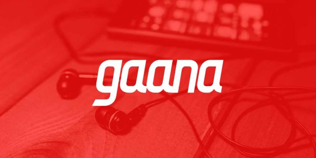 Gaana App is one of the best Spotify Alternatives