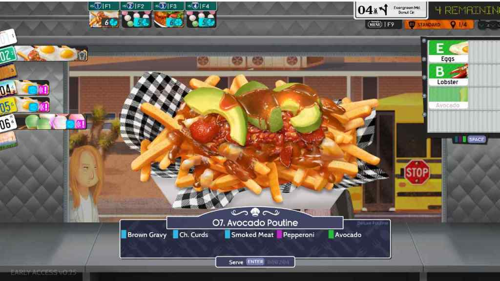 Cook Serve, Delicious! 3?! is an amazing game where you'll be roaming around the city to serve and cook food