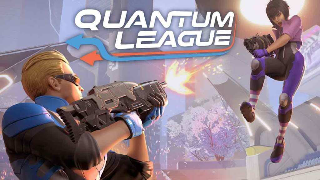 Quantam League is one of the best games