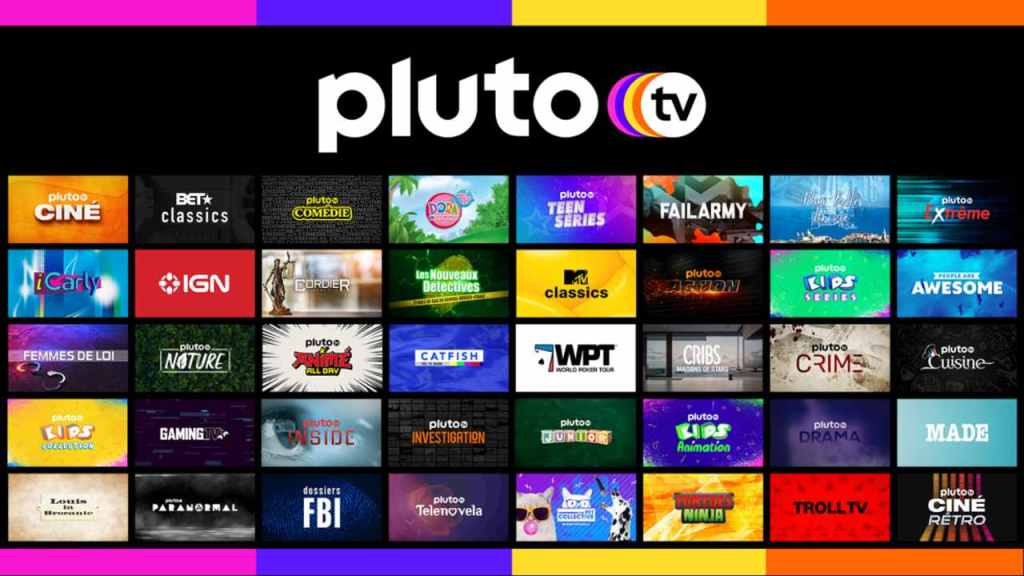 Pluto TV is one of the best free movies apps for android and iPhone users