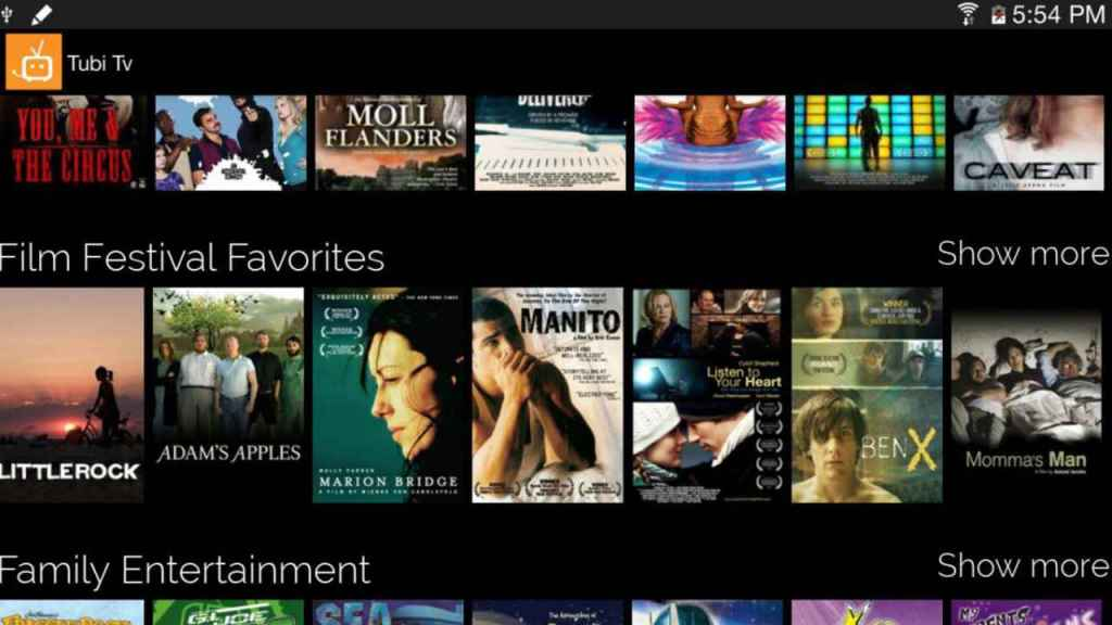 Tubi TV is one of the best free movies apps for android and iPhone