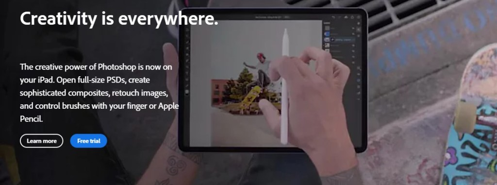 Adobe Photoshop could help you enlarge images without losing quality