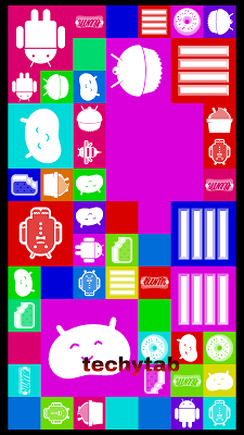 Android kitkat hidden secret game