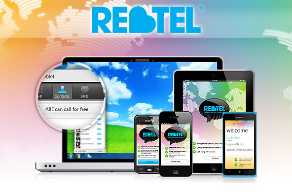 Rebtel- VoIP Calling Apps