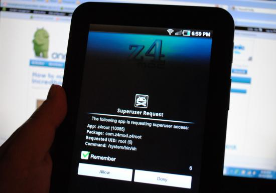 Download Latest z4root Apk