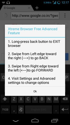 Xtreme Browser For Android
