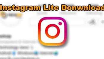 Instagram Lite New Version APK Free Download v26 0 0 For