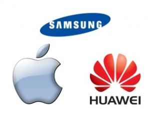 Apple și Samsung pierd teren, Huawei își consolidează locul 3 în topul celor mai vândute telefoane
