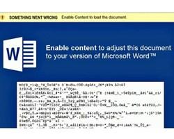 vulnerabilitate Microsoft Word
