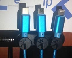 cablu de incarcare USB 3 in 1